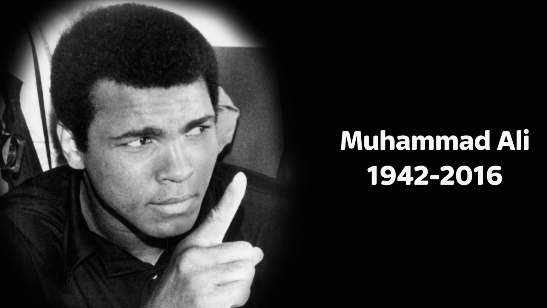 Muhammad ali death date in Brisbane