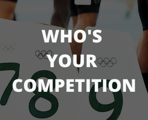 who's your competition